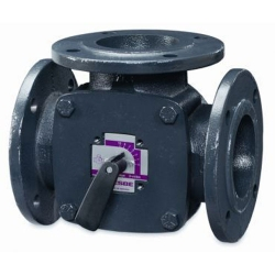 Клапан регулирующий поворотный ESBE 3F40