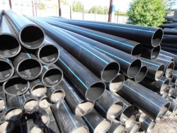 Труба пэ 100 sdr 11 d 250 ГОСТ 18599-2001 напорная водопроводная