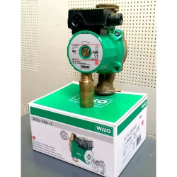 Насос циркуляционный Wilo Star-Z 25/6 с однофазным двигателем для водоснабжения