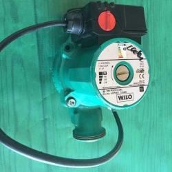 Насос циркуляционный Wilo Star RSL 25/6 (3-х режимный) с патрубком для воздухоотводчика