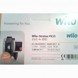 Насос циркуляционный Wilo STRATOS PICO 25/1-6-130 адаптивный