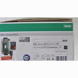 Насос циркуляционный Wilo STRATOS PICO 25/1-6-RG адаптивный c бронзовым корпусом