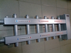 Наклейки термостойкие из нержавейки на коллектор