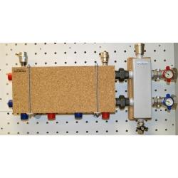 Утеплительный кожух для модульного коллектора отопления Gidruss MK/MKSS-40-3DU