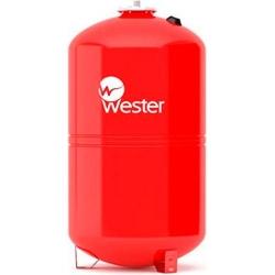 Бак мембранный расширительный Wester WRV150 для отопления
