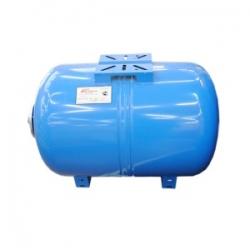 Бак мембранный (гидроаккумулятор) Wester WAO50 горизонтальный для водоснабжения