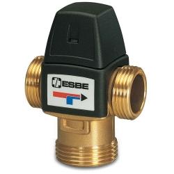 """Клапан термостатический смесительный трехходовой ESBE VTA 522, DN25, н.р 1"""" 45-65С, для теплого пола"""
