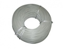 Сварочный пруток ПНД ПЭ диаметр 6 мм, цвет серый, 10 кг