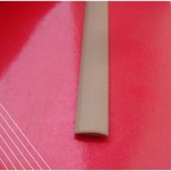 """Искусственный ротанг """"Полумесяц цвет бежевый 9 мм, текстура гладкая"""" 2 бухты"""