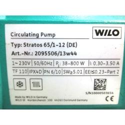 Насос циркуляционный Wilo Stratos 65/1-16 с фланцевым соединением