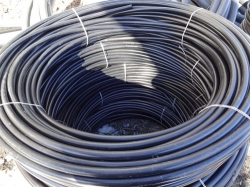 Труба ПНД 32х3 техническая для кабеля 200 метров