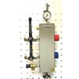 """Гидрострелка (Гидравлический разделитель) Gidruss GRSS-300-65 (до 300 кВт, 2 1/2""""), нерж. сталь AISI 304"""