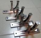 Комплект настенного монтажа из нержавеющей стали Gidruss K.BMSS-100*100