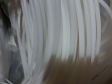 Пруток полипропиленовый для сварки, 6 мм, бесцветный