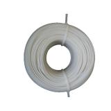 Сварочный пруток ПНД ПЭ диаметр 3 мм, цвет белый