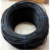 Сварочный пруток ПНД ПЭ диаметр 4 мм, цвет чёрный, 10 кг