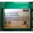 Насос циркуляционный Wilo Stratos 50/1-8 с фланцевым соединением