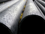 Труба ПНД 110х8,1 техническая для кабеля 12 метров