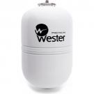 Бак мембранный расширительный Wester Premium WDV18 для ГВС