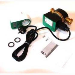 Насос циркуляционный Wilo Star-Z NOVA С (3-х режимный) для ГВС с шаровым краном, обратным клапаном, таймером